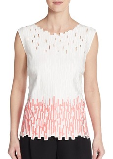 Elie Tahari Ashley Blouse