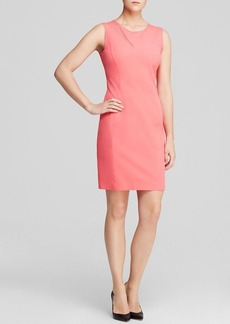Elie Tahari Axel Sleeveless Sheath Dress