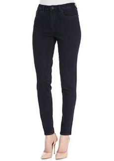 Elie Tahari Azella Cropped Skinny Jeans, Dark Wash