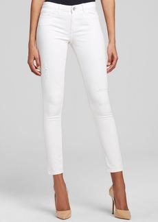 Elie Tahari Azella Skinny Jeans in Fresh Pearl