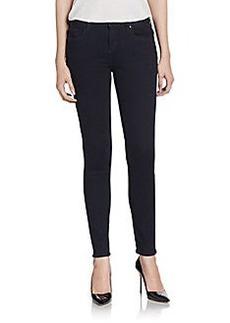 Elie Tahari Azella Slim-Leg Jeans