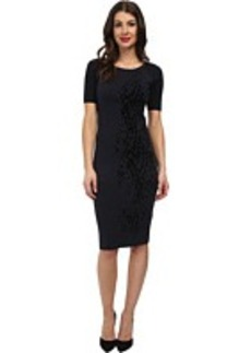 Elie Tahari Betty Sweater Dress