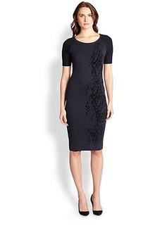 Elie Tahari Betty Sweater Dress