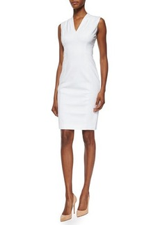 Elie Tahari Cambridge Sleeveless Sheath Dress