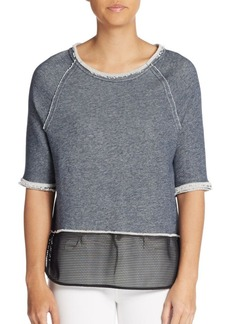 Elie Tahari Camille Knit Top
