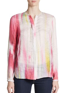 Elie Tahari Carly Blouse