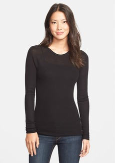 Elie Tahari 'Carly' Wool Blend Sweater