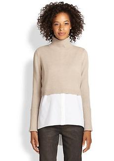 Elie Tahari Cashmere Raleigh Sweater