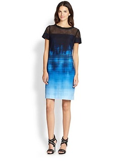 Elie Tahari Cassie Dress