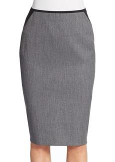 Elie Tahari Chiara Pencil Skirt