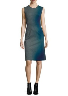 Elie Tahari Chrissy Reversible Sleeveless Dress  Chrissy Reversible Sleeveless Dress