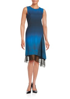 ELIE TAHARI Clarissa Sleeveless Dress