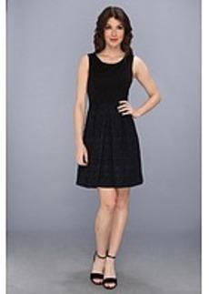 Elie Tahari Daisy Jacquard Dress