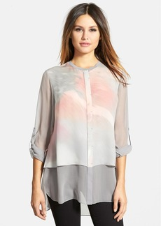 Elie Tahari 'Dash' Silk Blouse