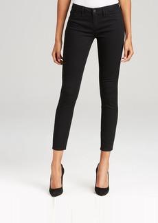 Elie Tahari Denim Audrey Skinny Jeans in Black