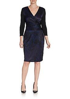Elie Tahari Denise Shift Dress