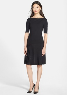 Elie Tahari 'Donnie' Drop Waist Dress
