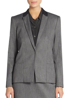 Elie Tahari Ellen Suiting Jacket