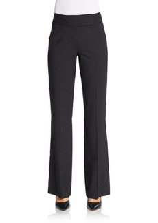 Elie Tahari Emi Flared Pants