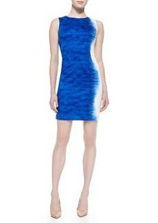 Elie Tahari Emory Palisades Sleeveless Sheath Dress