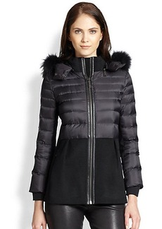Elie Tahari Gracie Coat