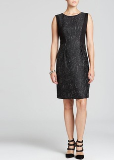 Elie Tahari Holly Tweed Dress