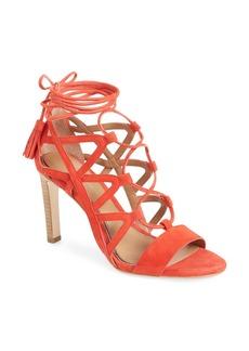 Elie Tahari 'Hurricane' Lace-Up Sandal (Women)