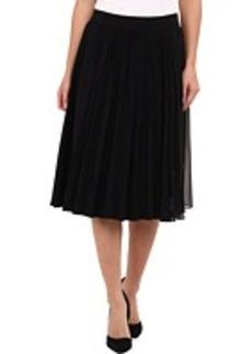 Elie Tahari Jayde Chiffon Skirt