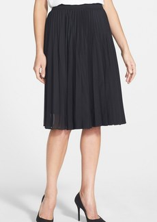 Elie Tahari 'Jayde' Pleat Skirt