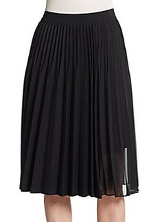 Elie Tahari Jayde Pleated Skirt
