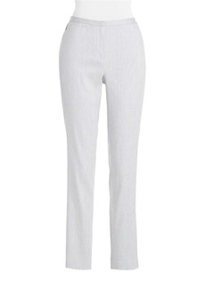 ELIE TAHARI Jillian Slim-Fit Trousers