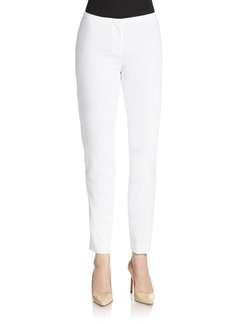 Elie Tahari Jillian Slim-Leg Pants