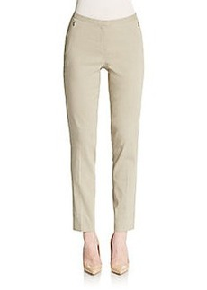Elie Tahari Jillian Straight-Leg Pants