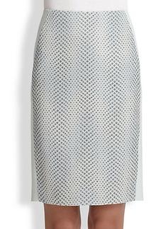 Elie Tahari Kelsa Pencil Skirt