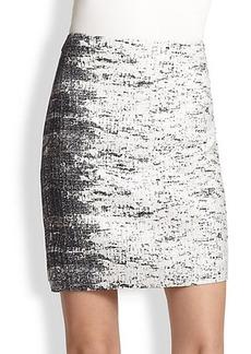 Elie Tahari Kim Pencil Skirt