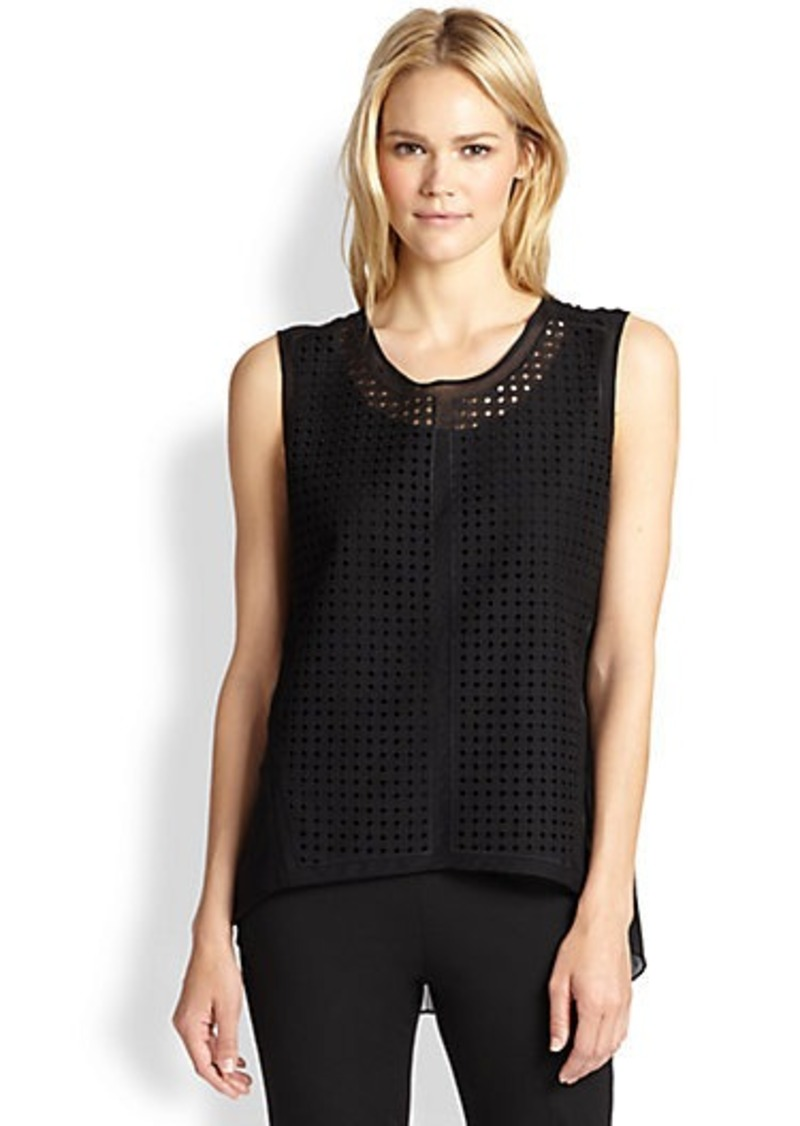 Elie Tahari Kimberly Blouse