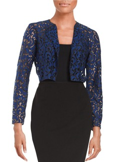 ELIE TAHARI Lace Top