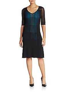 Elie Tahari Lara Sweater Dress