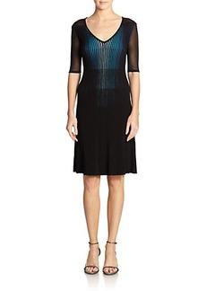 Elie Tahari Lara Sweater Dress