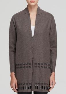 Elie Tahari Leanne Coat