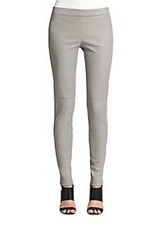 Elie Tahari Leather Nova Pants
