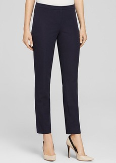 Elie Tahari Lindley Stretch Cotton Pants
