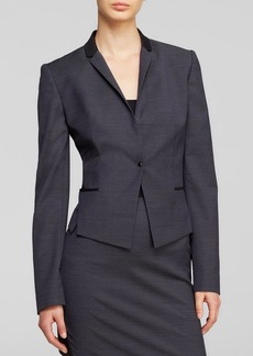 Elie Tahari Lindley Suiting Jacket