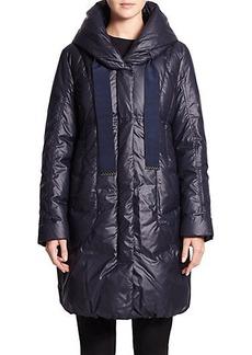 Elie Tahari Lisa Quilted Puffer Coat