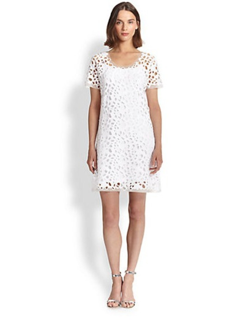 Elie Tahari Maissa Lace Dress