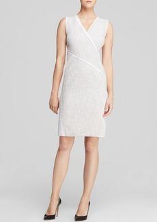 Elie Tahari Maisy Sleeveless Sheath Dress