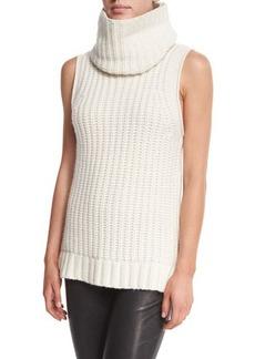 Elie Tahari Mary-Kate Sleeveless Knit Sweater  Mary-Kate Sleeveless Knit Sweater