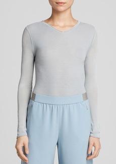Elie Tahari Maya Merino Wool Sweater - Bloomingdale's Exclusive