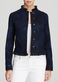 Elie Tahari Meggie Denim Jacket - Bloomingdale's Exclusive