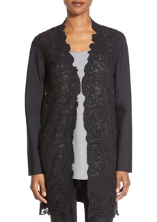 Elie Tahari 'Melody' Lace Front Topper